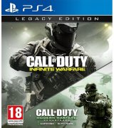 Игра Call of Duty: Infinite Warfare Legacy Edition для Sony PS 4 (английская версия)
