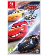 Игра Cars 3: Driven to Win для Nintendo Switch (английская версия)