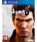 Игра Yakuza 6: The Song of Life для Sony PS 4 (английская версия)