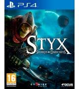 Игра Styx: Shards of Darkness для Sony PS 4 (английская версия)