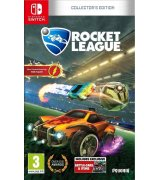 Игра Rocket League: Collector's Edition для Nintendo Switch (английская версия)
