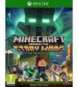 Игра Minecraft: Story Mode - Season Two для Microsoft Xbox One (русские субтитры)