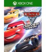 Игра Тачки 3 (Cars 3): Навстречу победе для Microsoft Xbox One (русские субтитры)