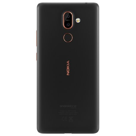Nokia 7 Plus Dual Sim Black