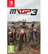 Игра MXGP3 - The Official Motocross Videogame для Nintendo Switch (английская версия)