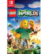 Игра LEGO Worlds для Nintendo Switch (русская версия)