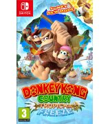 Игра Donkey Kong Country: Tropical Freeze для Nintendo Switch (английская версия)