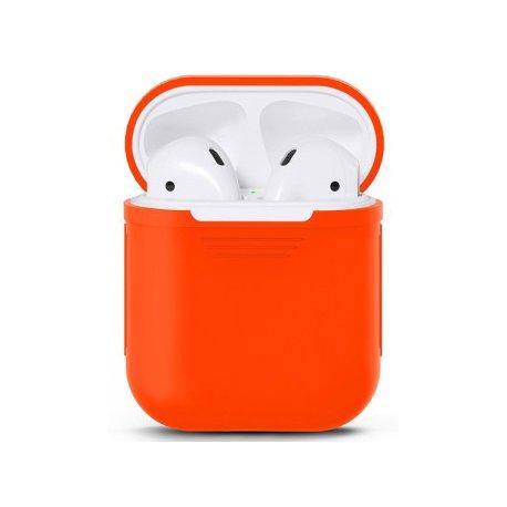 Чехол Silicone Case для Apple AirPods Orange купить в Одессе 52926d9c88c92
