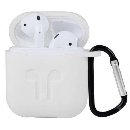 Чехол Silicone Case для Apple AirPods White купить в Одессе b59b6b83d6d16
