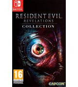 Игра Resident Evil Revelations Collection для Nintendo Switch (русские субтитры)