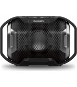 Philips ShoqBox SB300B/00 Black