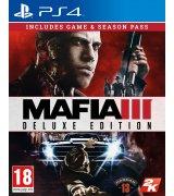 Игра Mafia III Deluxe Edition для Sony PS 4 (русские субтитры)