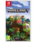 Игра Minecraft Bedrock Edition для Nintendo Switch (русская версия)