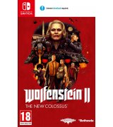Игра Wolfenstein II: The New Colossus для Nintendo Switch (русская версия)