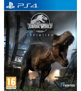 Игра Jurassic World Evolution для Sony PS 4 (русская версия)
