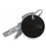 Смарт-брелок Chipolo Classic Black (CH-M45S-BK-R)