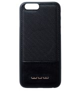 TPU накладка WUW K47 для Apple iPhone 7 Plus Black