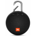 JBL Clip 3 Black (JBLCLIP3BLK)