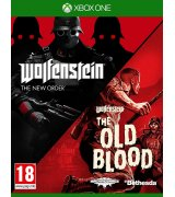 Игра Wolfenstein: The New Order / The Old Blood для Microsoft Xbox One (русские субтитры)