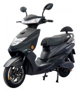 Электроскутер AIMA Power Eagle (black/matte grey)