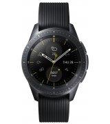 Умные часы Samsung Galaxy Watch 42mm Midnight Black (SM-R810NZKASEK) + Карта памяти Samsung Evo на 64Gb в подарок!
