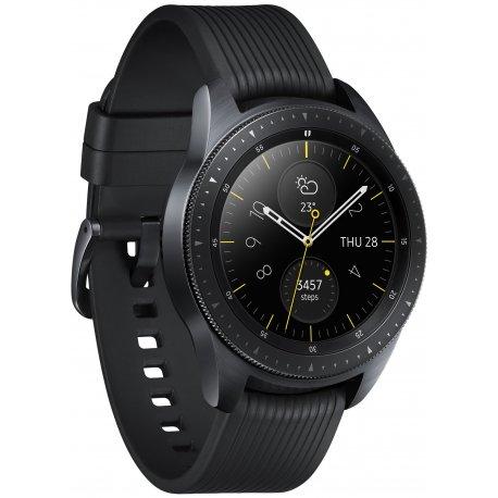 Умные часы Samsung Galaxy Watch 42mm Midnight Black (SM-R810NZKASEK)