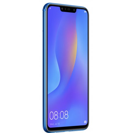 Huawei P Smart Plus Iris Purple