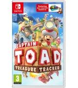 Игра Captain Toad: Treasure Tracker для Nintendo Switch (английская версия)