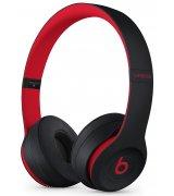 Beats Solo3 Wireless On-Ear Defiant Black-Red (MRQC2)