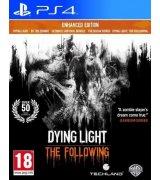 Игра Dying Light: The Following (PS4). Уценка!
