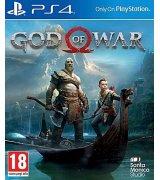 Игра God of War 4 (2018) (PS4). Уценка!