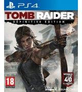 Игра Tomb Raider: Definitive Edition (PS4). Уценка!