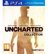Игра Uncharted: The Nathan Drake Collection (PS4). Уценка!
