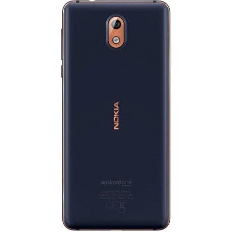 Nokia 3.1 Dual Sim Blue
