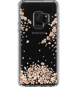 Накладка Spigen Liquid Crystal Blossom для Samsung Galaxy S9 Crystal Clear (592CS22827)