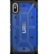 Накладка Urban Armor Gear (UAG) для iPhone X Plasma Cobalt (IPHX-L-CB)
