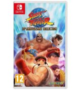Игра Street Fighter 30th Anniversary Collection для Nintendo Switch (английская версия)