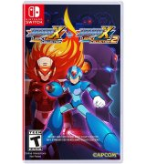 Игра Mega Man X Legacy Collection 1 & 2 для Nintendo Switch (английская версия)
