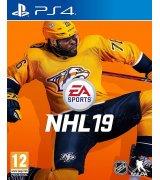 Игра NHL 19 для Sony PS 4 (русские субтитры)