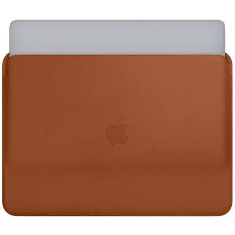 "Чехол Leather Sleeve для MacBook Pro 15"" (2016) Saddle Brown (MRQV2)"