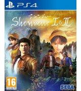 Игра Shenmue 1 & 2 для Sony PS 4 (английская версия)