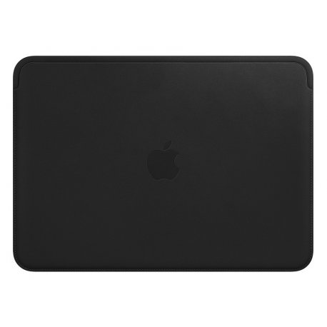 "Чехол Leather Sleeve для MacBook 12"" Black (MTEG2)"