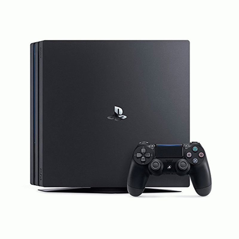 Sony PlayStation 4 Pro Black + Fifa 19