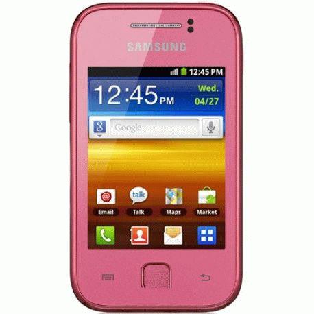 Samsung Galaxy Y S5360 pink розовый
