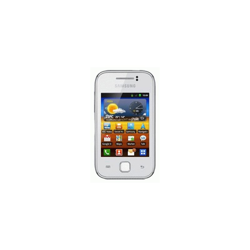 Samsung Galaxy Y S5360 white белый