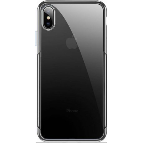 c5bfbc8d7e18 Чехол Baseus Shining для Apple iPhone XS Max Silver купить в Одессе ...