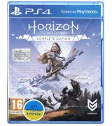 Игра Horizon Zero Dawn - Complete Edition для Sony PS 4 (русская версия)