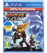 Игра Ratchet & Clank для Sony PS 4 (русская версия)