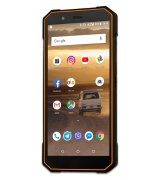 Sigma mobile X-treme PQ53 Black-Orange