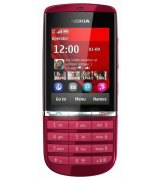 Nokia 300 Asha Red